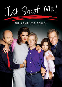 Just Shoot Me!: The Complete Series , David Spade