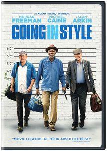Going in Style , Morgan Freeman