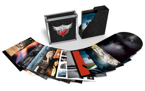 The Albums , Bon Jovi