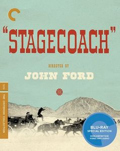 Criterion Collection: Stagecoach [Widescreen] [Black and White] , Claire Trevor