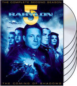 Babylon 5: The Complete Second Season , Andreas Katsulas