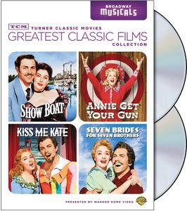 TCM Greatest Classic Films Collection: Broadway Musicals , Kathryn Grayson