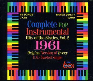 Complete Pop Instrumental Hits of Sixties 2 /  Various , Various Artists