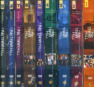 One Tree Hill: The Complete Series (Seasons 1-9) , Chad Michael Murray