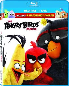 The Angry Birds Movie , Jason Sudeikis