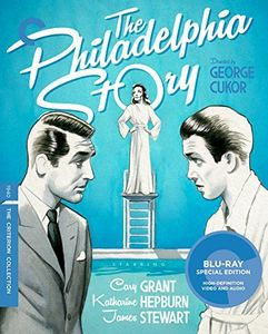 The Philadelphia Story (Criterion Collection) , Cary Grant