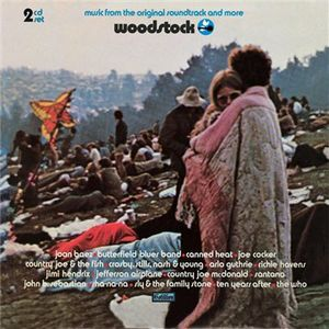 Woodstock: Music from Original Soundtrack & More , Various Artists