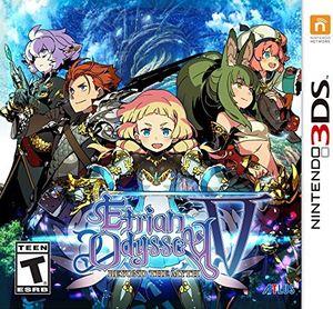 Etrian Odyssey V: Beyond the Myth for Nintedo 3DS