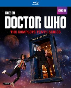 Doctor Who: The Complete Tenth Series , Peter Capaldi