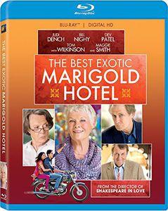 The Best Exotic Marigold Hotel , Judi Dench