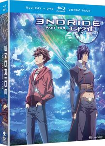 Endride: Part Two , Anime