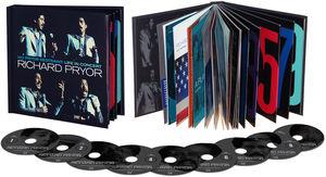 No Pryor Restraint: Life In Concert [7CD/ 2DVD] [Explicit Content] , Richard Pryor