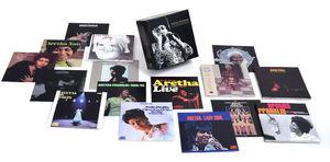 Atlantic Albums Collection , Aretha Franklin