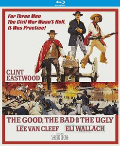 Good, The Bad And The Ugly (1967) , Clint Eastwood