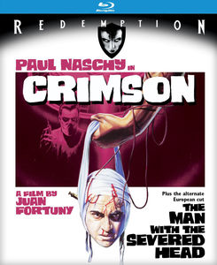 Crimson (aka The Man With The Severed Head) , Paul Naschy