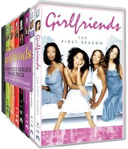 Girlfriends: The Complete Series , Reggie Hayes