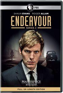 Endeavour Series 2 (Masterpiece Mystery) , Shaun Evans