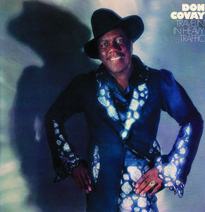 Don Covay - Travelin' In Heavy Traffic