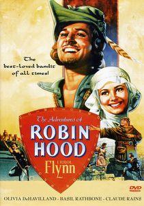 The Adventures of Robin Hood [Import] , Basil Rathbone
