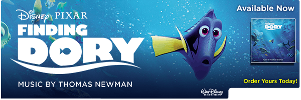 FINDING DORY / O.S.T.