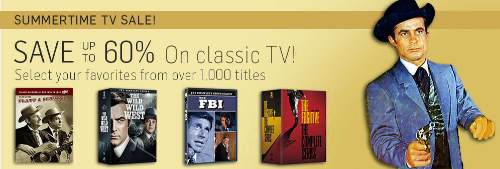 TCM Summertime Sale - TV Best Sellers