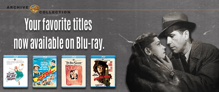 Warner Archive Blu-ray Sale