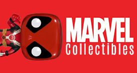 Save on Marvel Collectibles