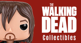 Save on Collectibles from The Walking Dead