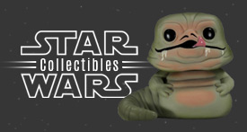 Save on Star Wars Collectibles