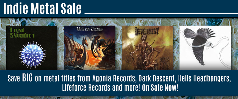 Indie Metal Sale