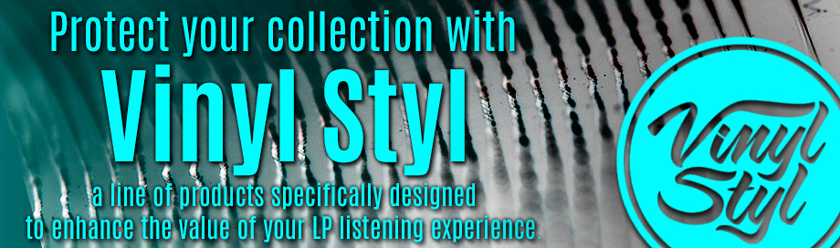 Shop Vinyl Accessories from Vinyl Styl and protect your collection