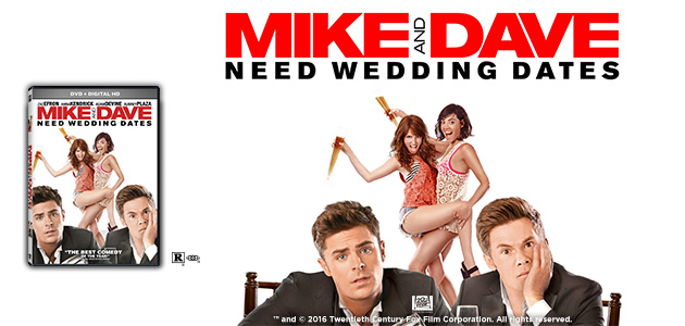 MIKE & DAVE NEED WEDDING DATES / (DHD)