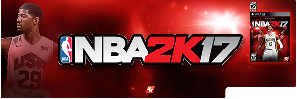 NBA 2K17 (EARLY TIP OFF EDITION) / PS3
