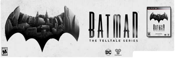 BATMAN: TELLTALE SERIES / PS3