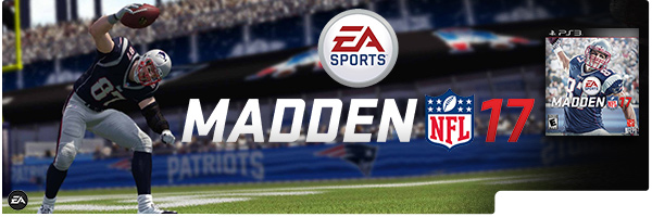 MADDEN NFL 17 / PS3