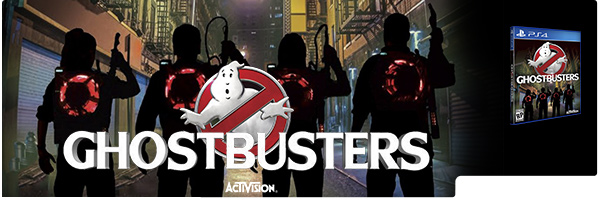 GHOSTBUSTERS / PS4