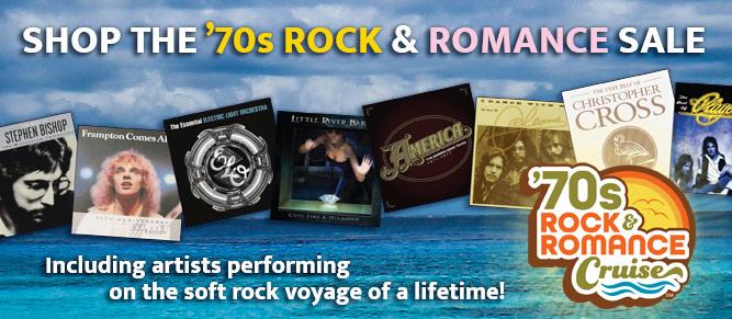 70s Rock & Romance Sale