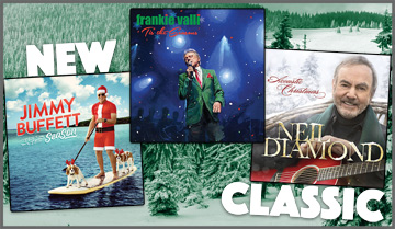 New & Classic Christmas Albums and Collections
