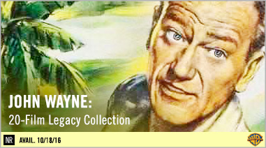 John Wayne: 20-Film Legacy Collection