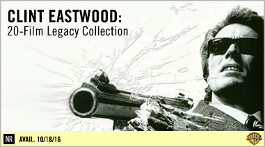 Clint Eastwood: 20-Film Legacy Collection