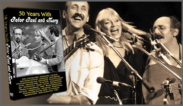 50 Years With Peter, Paul & Mary