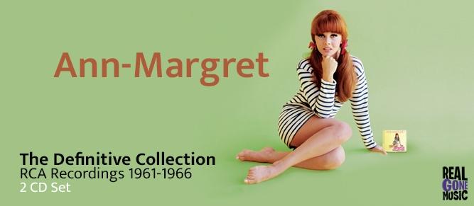 Ann Margret - The Definitive Collection