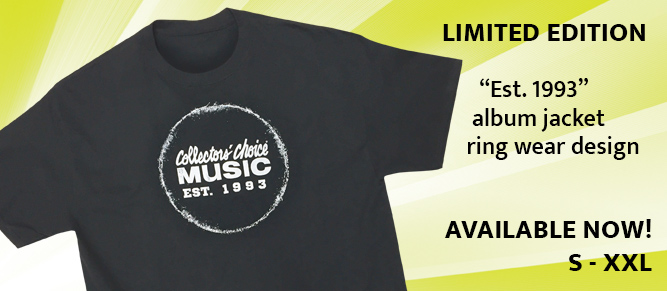 Collectors' Choice Music T-Shirts