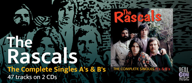 The Rascals - Complete Singles