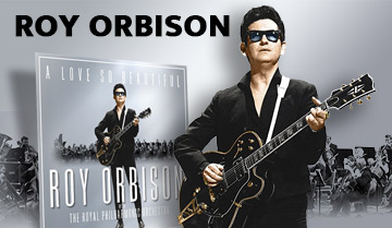 Roy Orbison- A Love So Beautiful