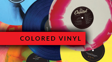 Colored Vinyl