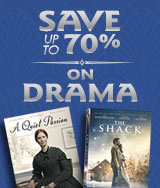 Drama Sale, Save up to 70%