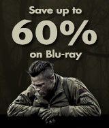 Blu-ray Sale, Save up to 60%
