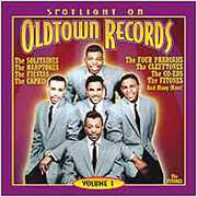 Spotlite on Old Town Records 1 /  Various