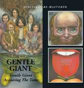 Gentle Giant /  Acquiring the Taste [Import]